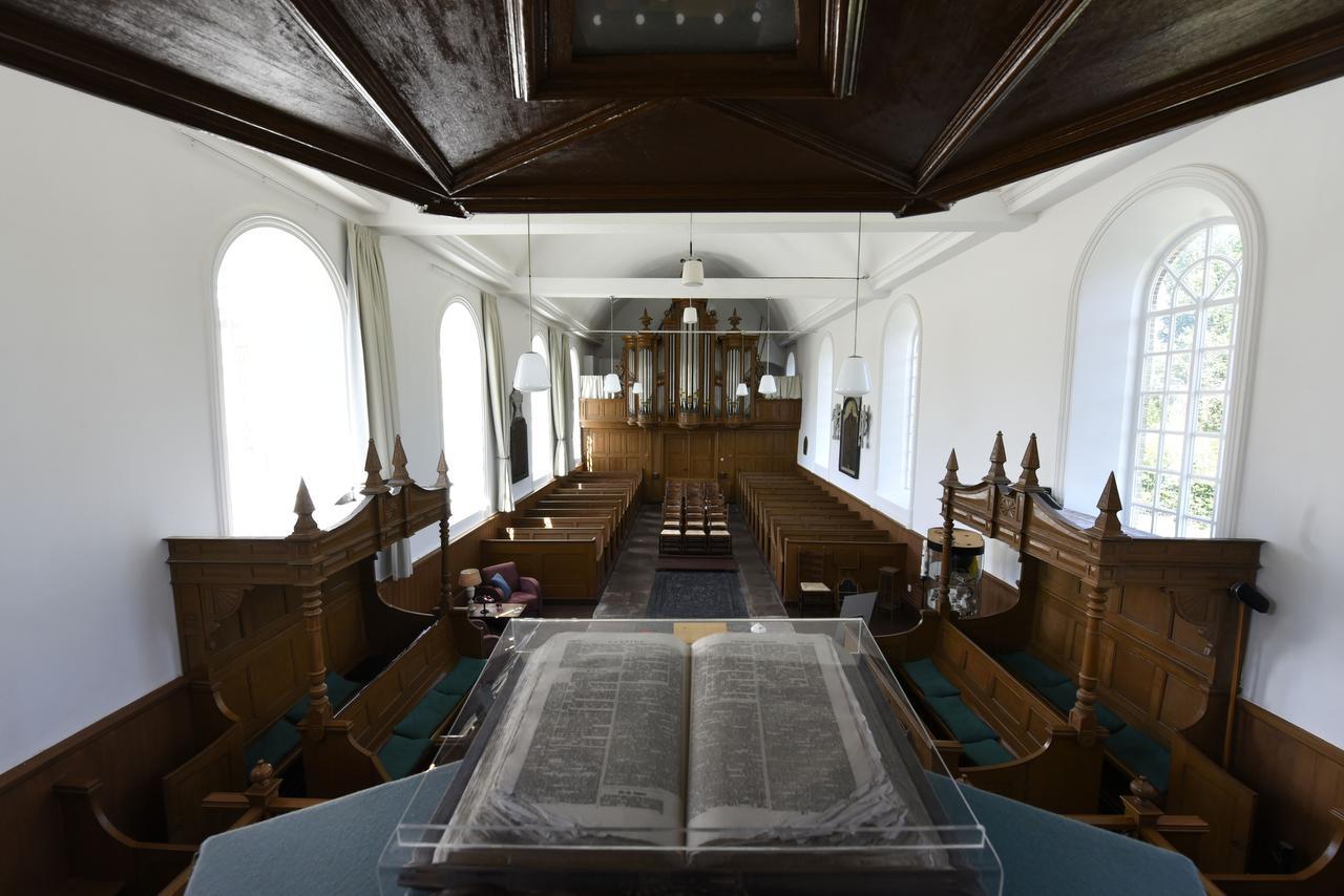 Protestantse kerk Schettens vertelt met Schelte van Aysma een uniek verhaal